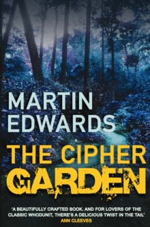 The Cipher Garden, Paperback Book