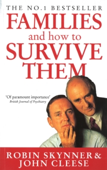 Families and How to Survive Them, Paperback Book
