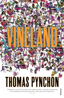 Vineland, Paperback Book