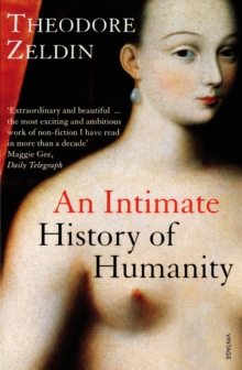 An Intimate History of Humanity, Paperback Book
