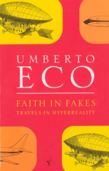 Faith In Fakes, Paperback Book