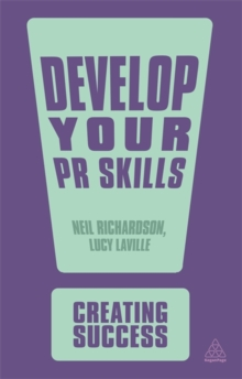 Develop Your PR Skills, Paperback Book