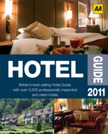 AA Hotel Guide, Paperback Book
