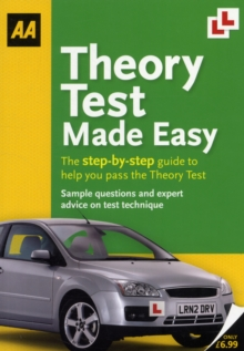 Theory Test Made Easy : AA Driving Test, Paperback Book