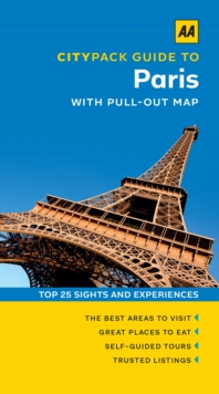 Paris, Paperback Book