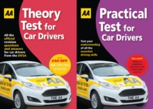 Theory Test & Practical Test Twin Pack : AA Driving Test, Paperback Book
