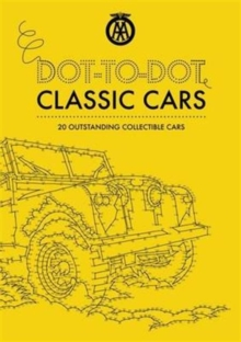 Dot-to-Dot: Classic Cars, Paperback Book