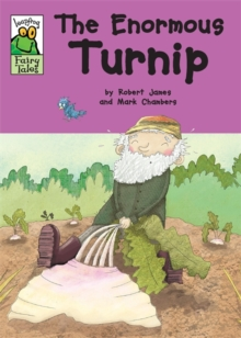 Leapfrog Fairy Tales: The Enormous Turnip, Paperback Book