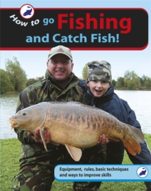 Go Fishing and Catch Fish, Paperback Book