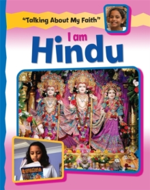 Talking About My Faith: I Am Hindu, Paperback Book