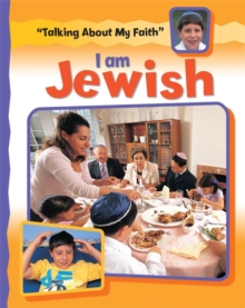 Talking About My Faith: I Am Jewish, Paperback Book