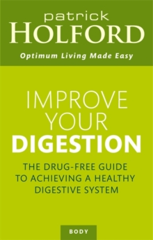 Improve Your Digestion, Paperback Book
