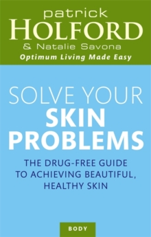 Solve Your Skin Problems, Paperback Book