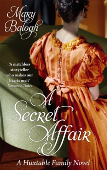 A Secret Affair : Number 5 in series, Paperback Book