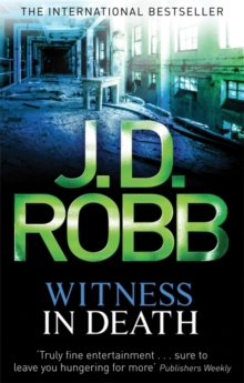 Witness In Death : 10, Paperback Book
