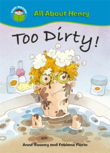 Start Reading: All About Henry: Too Dirty!, Paperback Book