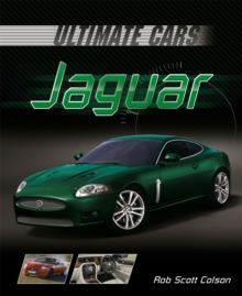 Ultimate Cars: Jaguar, Hardback Book