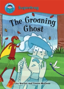 Start Reading: Superfrog: The Groaning Ghost, Paperback Book