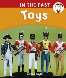 Popcorn: In The Past: Toys, Paperback Book