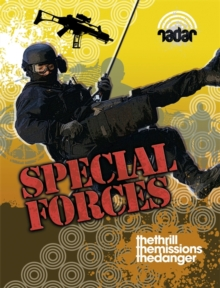 Radar: Police and Combat: Special Forces, Hardback Book