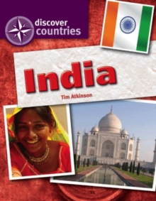 Discover Countries: India, Paperback Book