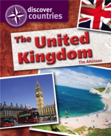 Discover Countries: United Kingdom, Paperback Book
