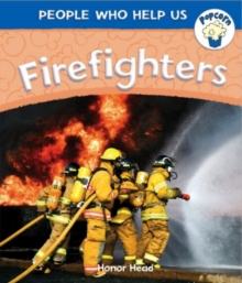 Popcorn: People Who Help Us: Firefighters, Paperback Book