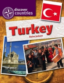 Discover Countries: Turkey, Paperback Book