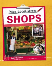 Your Local Area: Shops, Paperback Book