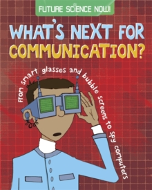 What's Next for Communication?, Hardback Book