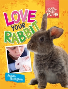 Your Perfect Pet: Love Your Rabbit, Paperback Book