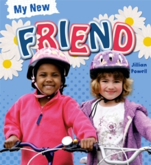 My New: Friend, Paperback Book