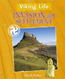 Viking Life: Invasion and Settlement, Paperback Book