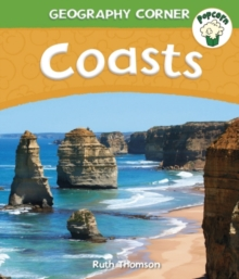 Popcorn: Geography Corner: Coasts, Paperback Book