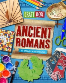 Craft Box: Ancient Romans, Hardback Book