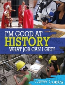 History What Job Can I Get?, Paperback Book