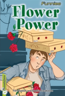 Freestylers: Funnies: Flower Power, Paperback Book