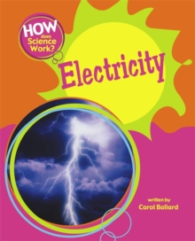 How Does Science Work?: Electricity, Paperback Book