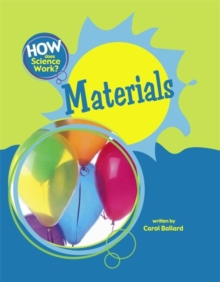 How Does Science Work?: Materials, Paperback Book