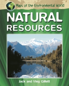 Maps of the Environmental World: Natural Resources, Paperback Book