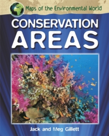 Maps of the Environmental World: Conservation Areas, Paperback Book