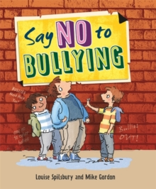 Say No to Bullying, Paperback Book