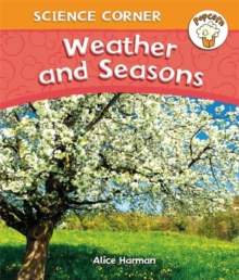 Popcorn: Science Corner: Weather and Seasons, Paperback Book