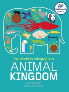 The World in Infographics: Animal Kingdom, Paperback Book