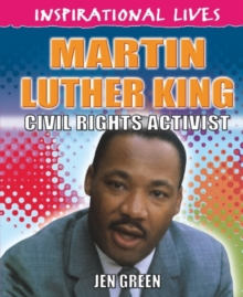 Inspirational Lives: Martin Luther King, Paperback Book