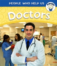 Popcorn: People Who Help Us: Doctors, Paperback Book