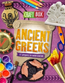 Craft Box: Ancient Greeks, Paperback Book
