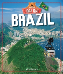 Fact Cat: Countries: Brazil, Paperback Book