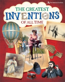 Greatest Inventions of All Time, Hardback Book
