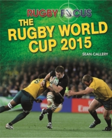 The Rugby World Cup 2015, Hardback Book